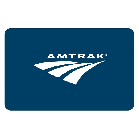 Amtrak Gift Card Email Delivery Target