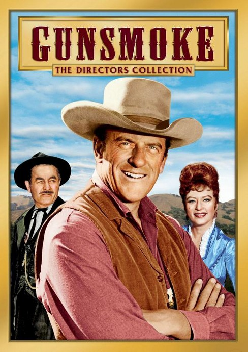 Gunsmoke:Directors Collection (DVD) - image 1 of 1