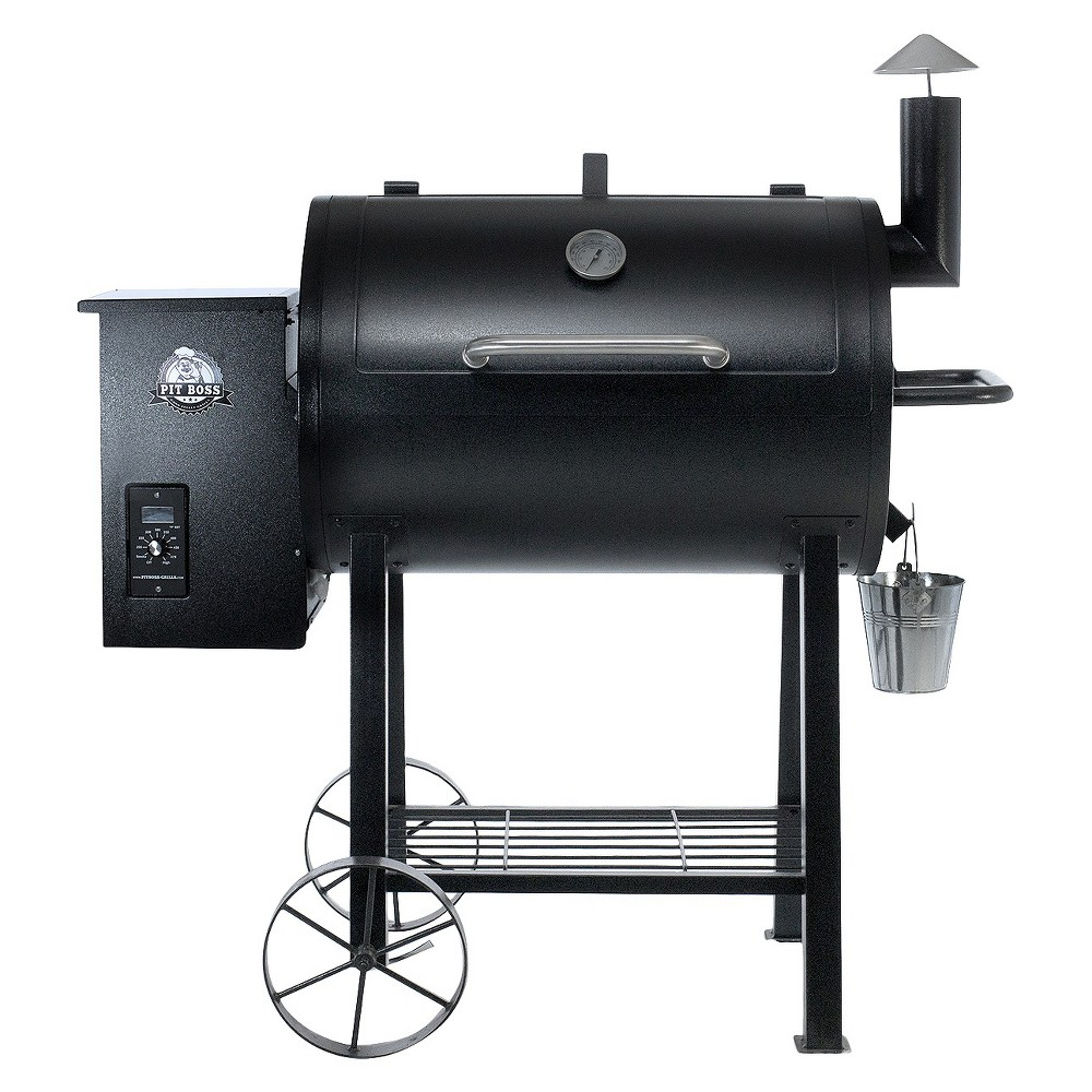 Pit Boss Wood Pellet Grill - Black