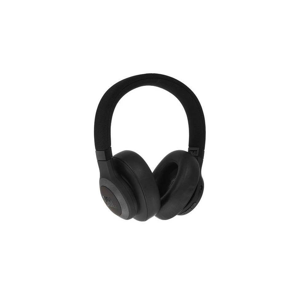 JBL Wireless Over-Ear Noise-Cancelling Headphones (E65BTNC), Black