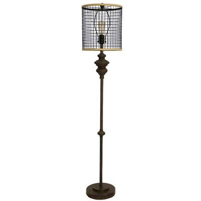 Floor Lamp Black  - StyleCraft