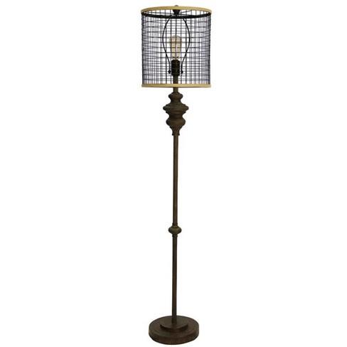 Floor Lamp Black  - StyleCraft - image 1 of 2