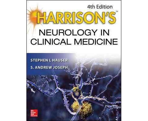 Harrison's Neurology in Clinical Medicine (Paperback) (Stephen Hauser) - image 1 of 1