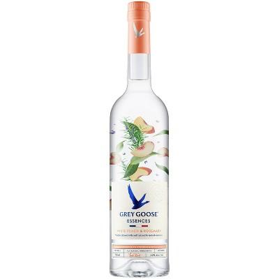 Grey Goose Essences White Peach & Rosemary Infused Vodka - 750ml Bottle