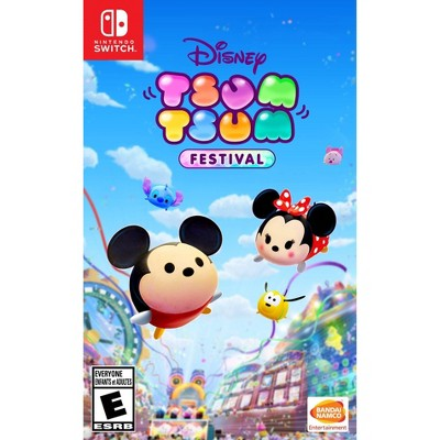 Disney Tsum Tsum Festival   Nintendo Switch by Nintendo