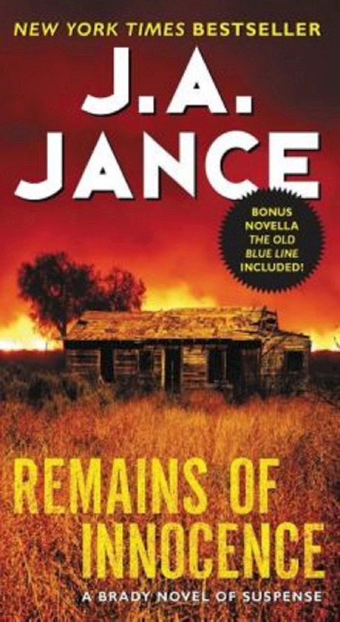 Remains of Innocence ( Joanna Brady Mysteries) (Reprint) (Paperback) by Judith A. Jance - image 1 of 1