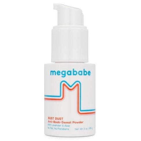 Megababe Bust Dust Anti-Breast-Sweat Spray - 3oz - image 1 of 1