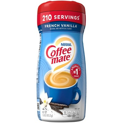 Nestle Coffee-Mate French Vanilla Coffee Creamer - 15oz