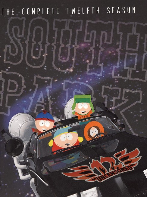 South Park: The Complete Twelfth Season [3 Discs] - image 1 of 1