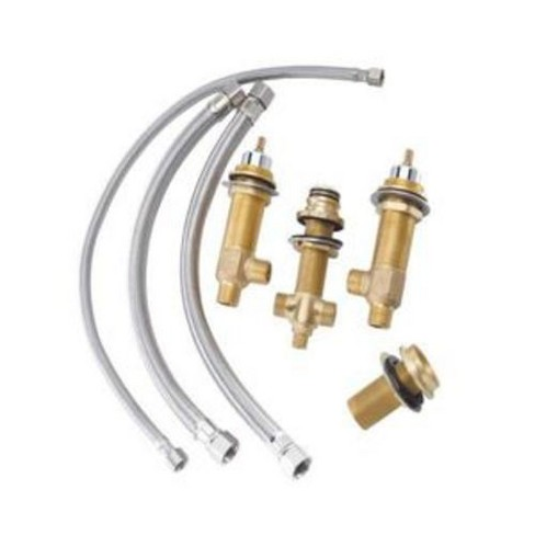 """Mirabelle MIR674164 Whirlpool / Roman Tub Faucet Rough In Valve - 1/2"""" Connection - image 1 of 1"""