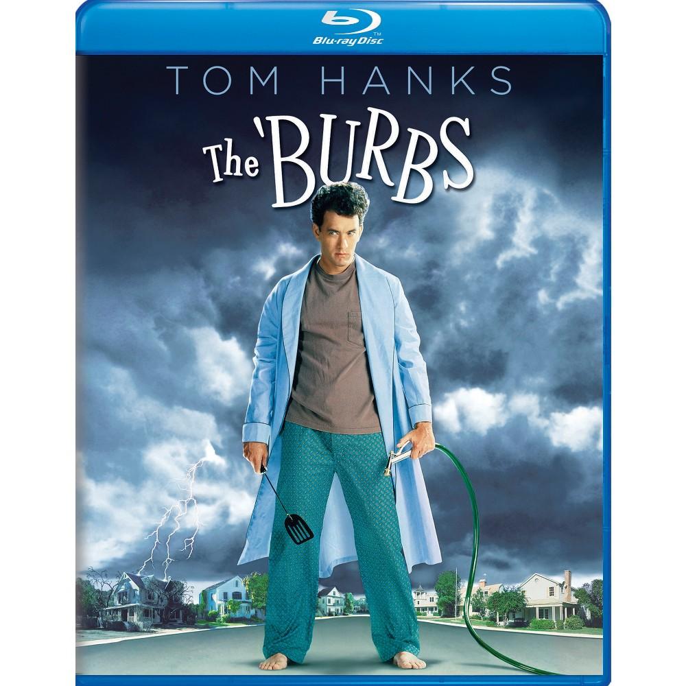 Burbs (Blu-ray), Movies