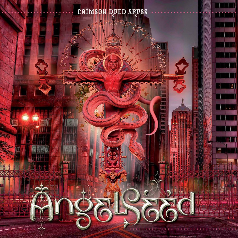 Angelseed - Crimson Dyed Abyss (CD)