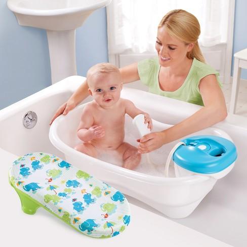 Summer Infant Newborn To Toddler Bath Center Shower Target