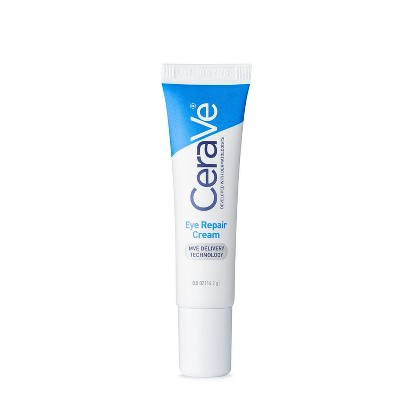 CeraVe Eye Repair Cream for Dark Circles and Puffiness - .5oz
