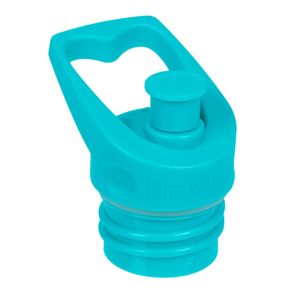 Image of FIFTY/FIFTY Narrow Mouth Sport Cap Aqua