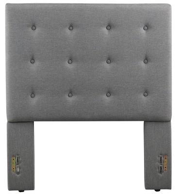 Glenwillow Home Sebright Upholstered Headboard
