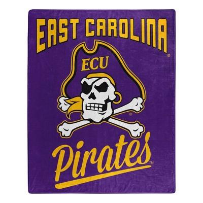 NCAA East Carolina Pirates Throw Blankets