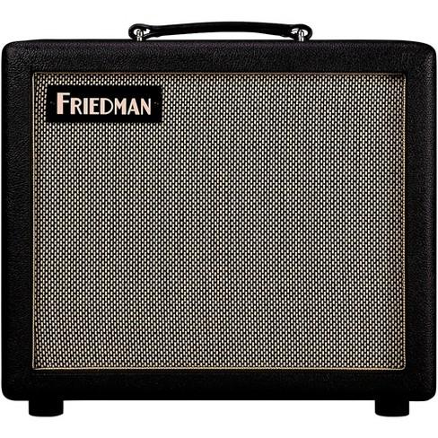 Friedman 112 Vintage 65W 1x12 Guitar Speaker Cabinet Black - image 1 of 4