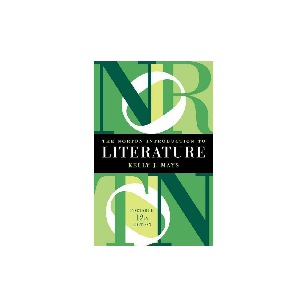 Norton Introduction to Literature : Portable Edition (Paperback)