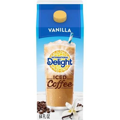 International Delight Vanilla Iced Coffee - 64 fl oz