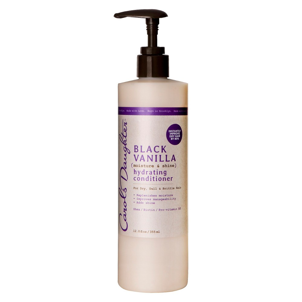 Image of Carols Daughter Black Vanilla Moisture and Shine Hydrating Conditioner - 12 fl oz