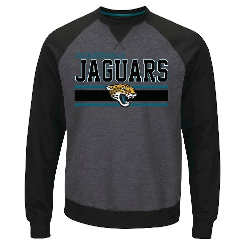 Jacksonville Jaguars Men's Activewear Sweatshirt S - image 1 of 1