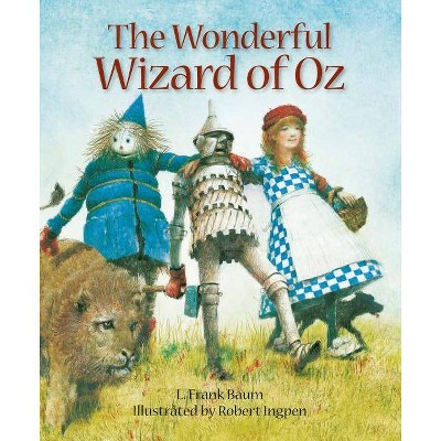 The Wonderful Wizard of Oz - 2nd Edition by  L Frank Baum (Hardcover)