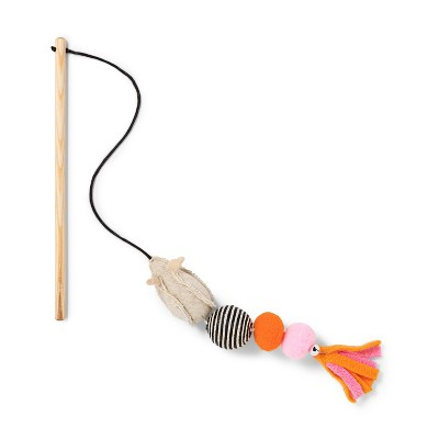 Wand Tassels The Mouse Cat Toy - Boots & Barkley™