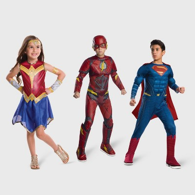 The Flash Deluxe Kids Costume Target
