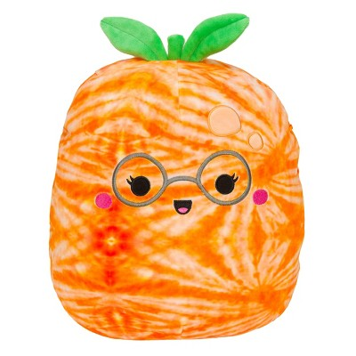 "Squishmallows Official Kellytoy Plush 11"" Judy the Tangerine Ultrasoft Stuffed Animal Plush Toy"