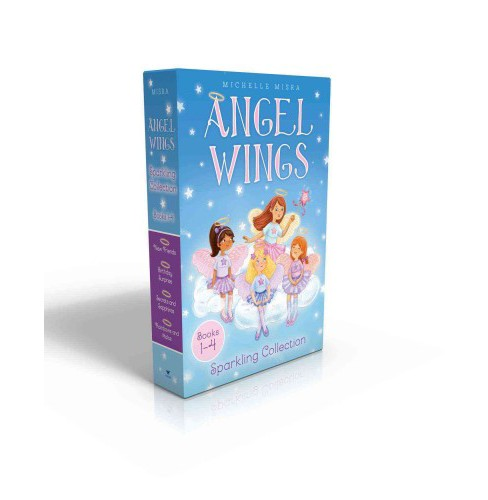 Angel Wings Sparkling Collection : New Friends / Birthday Surprise / Secrets and Sapphires / Rainbows - image 1 of 1
