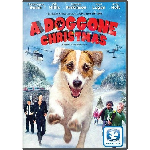 A Doggone Christmas! (DVD) - image 1 of 1