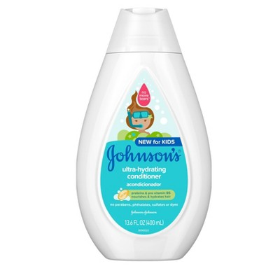Johnson's Ultra Hydrating Conditioner - 13.6 fl oz