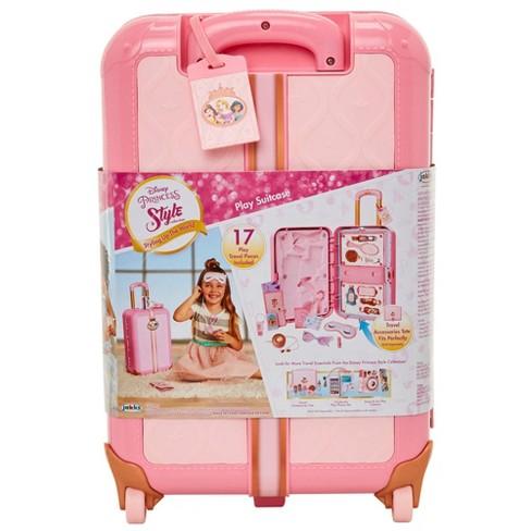 6e488a2badde Disney Princess Style Collection Play Suitcase Travel Set