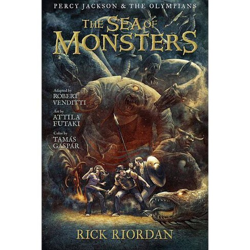 sea monsters jackson percy book of