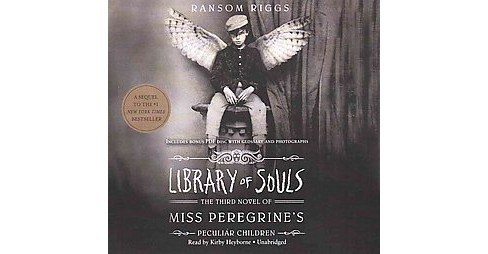 Library of Souls : Library Edition (Unabridged) (CD/Spoken Word) (Ransom Riggs) - image 1 of 1
