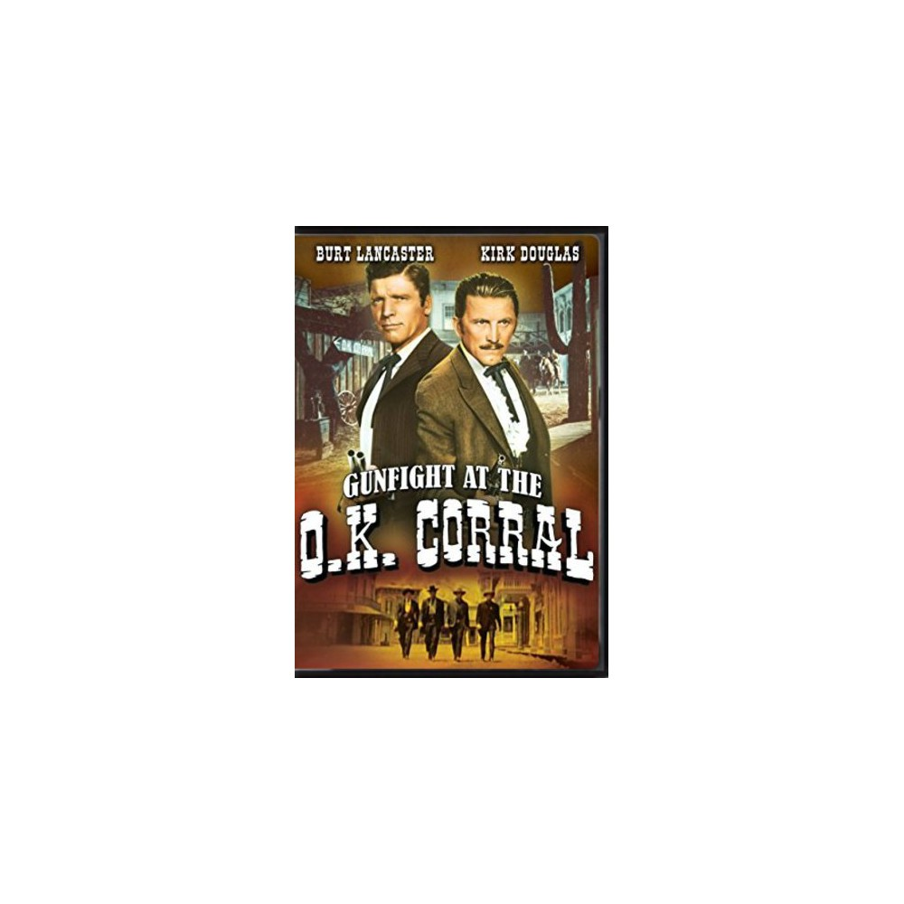 Gunfight at the O.K. Corral (Dvd)