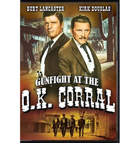 Gunfight at the O.K. Corral (DVD) - image 1 of 1
