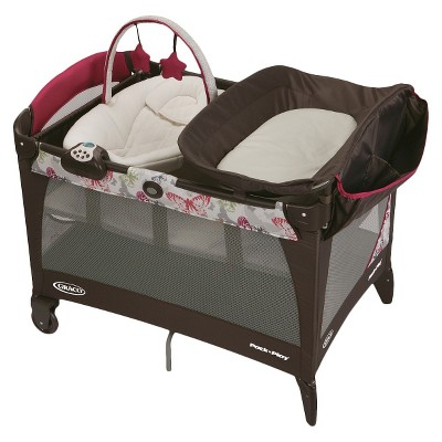 Graco® Pack 'n Play® Playard with Newborn Napper® Station LX - Monarch