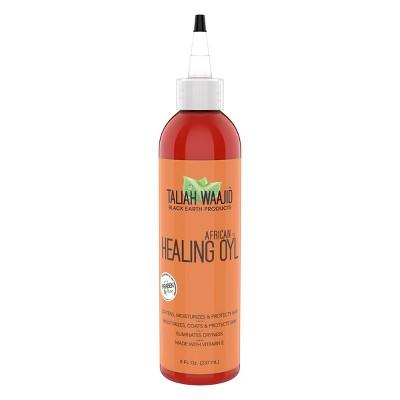 Black Earth Taliah Waajid African Healing Oil - 8 fl oz