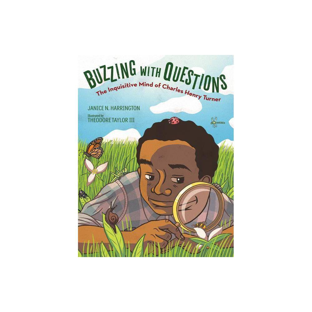 Buzzing With Questions By Janice N Harrington Hardcover