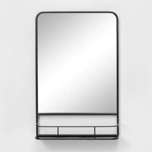 Pharmacy Mirror Threshold Target, Mirror Framed Mirror Target