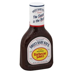 Sweet Baby Ray's Barbecue Sauce - 18oz