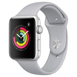 Apple Watch Series 3 (GPS) 42mm Aluminum Case