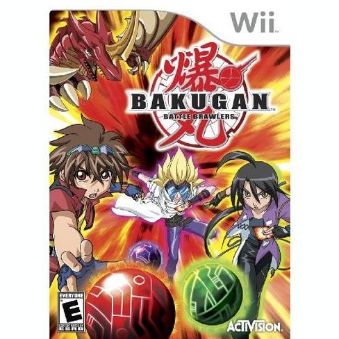 Bakugan Battle Brawlers - Nintendo Wii - image 1 of 1