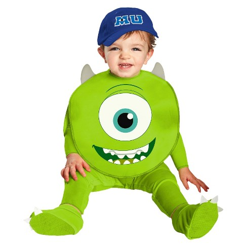 Monsters University Baby Mike Costume 12-18 M - image 1 of 1