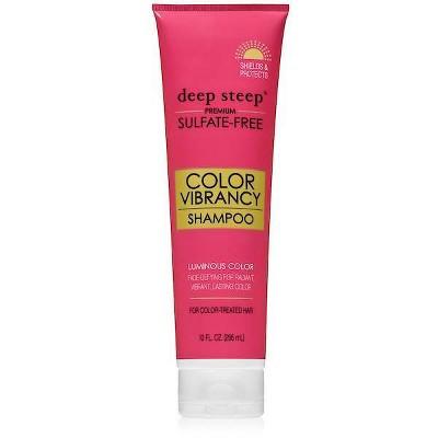 Deep Steep Color Vibrancy Shampoo - 10 fl oz