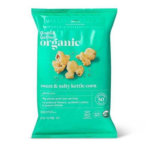 Organic Kettle Corn - 7oz - Good & Gather™ - image 1 of 3
