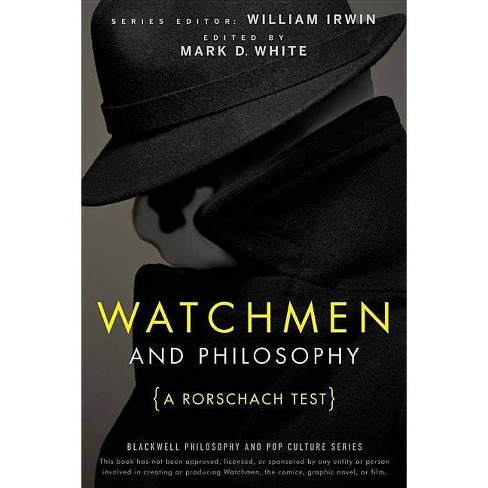 Watchmen and Philosophy - (Blackwell Philosophy & Pop Culture (Paperback)) (Paperback) - image 1 of 1