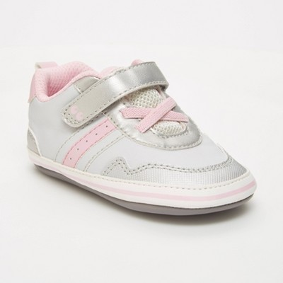 Baby Girls' Surprize by Stride Rite Braelin Sneakers - Pink 6-12M